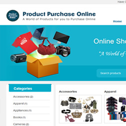 Product Purchase Online